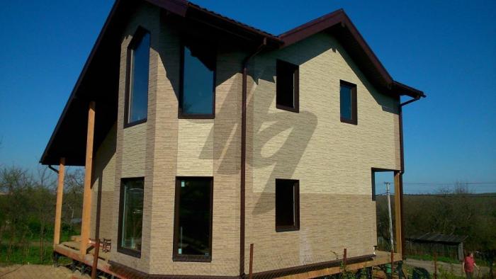 Дома построенные с 2007 года