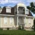 Проект дома из сип панелей 144 м2 вид спереди
