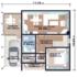 Проект дома из сип панелей 175 м2 план 1 этажа