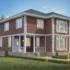 Проект дома из сип панелей 265 м2 вид спереди